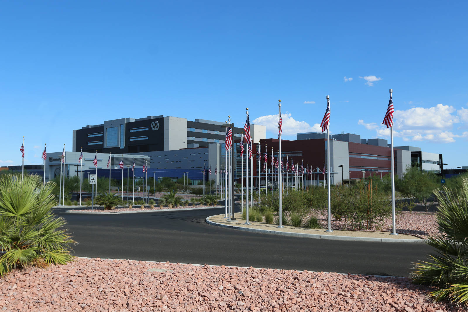 Healthcare, Southern Nevada Healthcare System, Main Campus